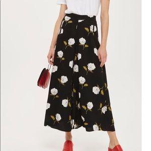 Pants - Topshop Culottes wide leg pants